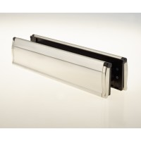 Loxitons Stainless Steel Letterplate - Grade 304 Polished Finish